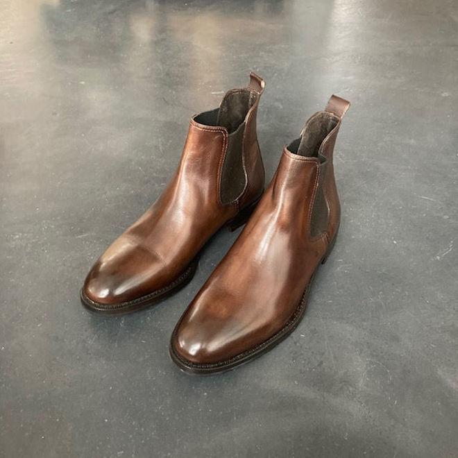 Bild von Calpierre Boots braun