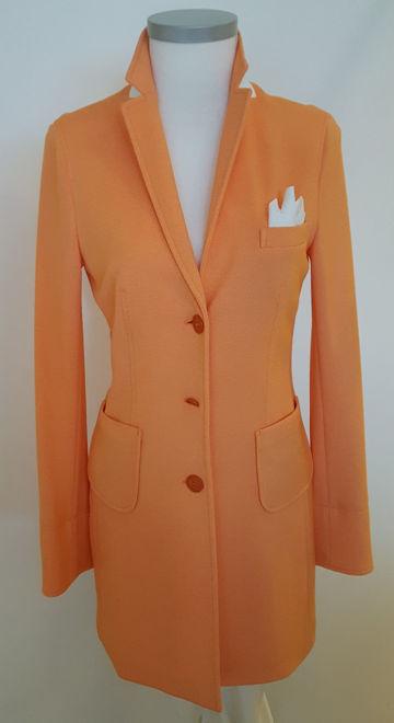Bild von SEIER&ROSÉ Longblazer orange
