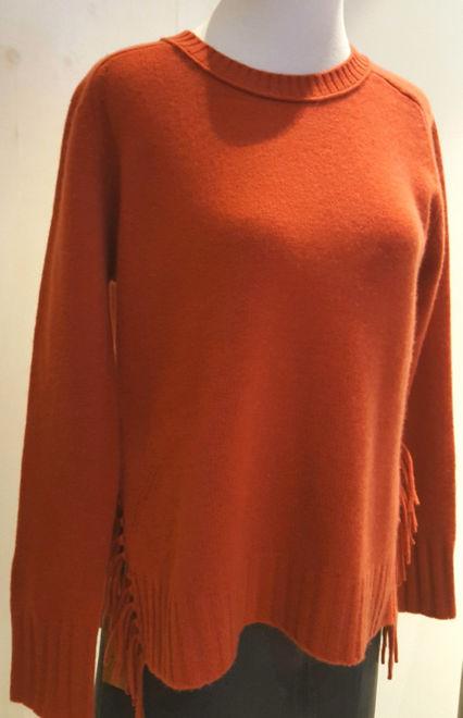 Bild von HEMISPHERE Pullover orange
